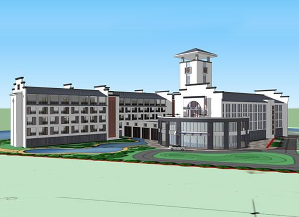 建设养老中心