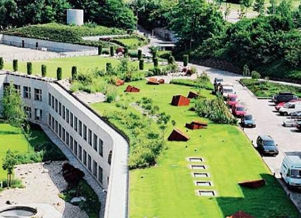 屋顶绿化栽培养护技术