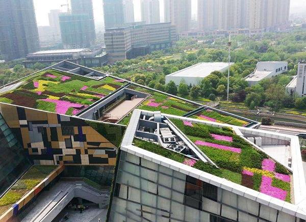 屋顶防水设计